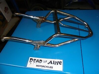 Sinnis Sc 125,    Rear Luggage Carrier Rack