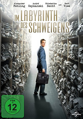 Im Labyrinth Des Schweigens - (German Import) Dvd New