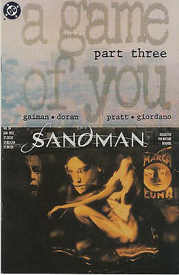 SANDMAN 34...VF/NM...1992...A Game of You Pt.3!...Colleen Doran...Bargain!
