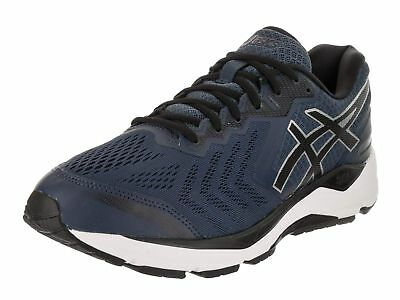 cf90967caa ASICS GEL FOUNDATION 13 Men's T815N.4990 Dark Blue/Black/White ...