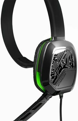 REFURBISHED PDP 048-040 Afterglow LVL 1 Chat Headset For Xbox One - Black