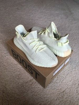 14470eb0fee570 ADIDAS YEEZY BOOST 350 V2 Butter F36980 Size 4-12 Kanye West ...