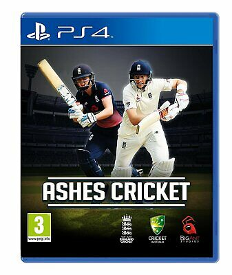 Ashes Cricket (PS4 Playstation 4) Create your own dream competition