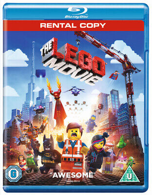 The LEGO Movie Blu-ray (2014) Phil Lord
