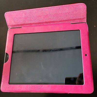 New Flip Leather Tablet Case Cover suitable for iPad 2 and 3