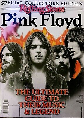 Rolling Stone Magazine Pink Floyd The Ultimate Guide To Their Music & Legend...