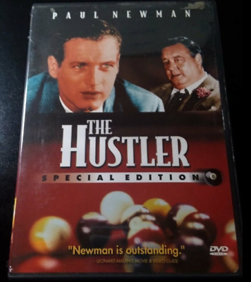 1961 THE HUSTLER WITH PAUL NEWMAN VINTAGE MOVIE POSTER PRINT 36x24 9 MIL PAPER