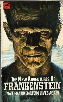 The New Adventures of Frankenstein, Vol. 1: Fran... by Glut, Donald F. Paperback