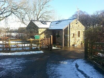25_29 March detached holiday cottage,dogs welcome £180