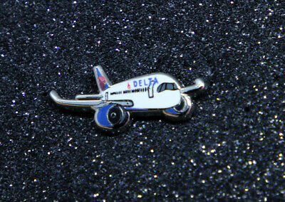 Pin DELTA AIR LINES Airbus A350 XWB metal Pin 1 inch /25mm pudgy / chubby / cute