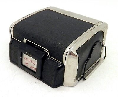 Zenza Bronica-S 6x6 Film Back for S2, S21A #2983