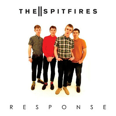 The Spitfires : Response CD (2015) ***NEW***
