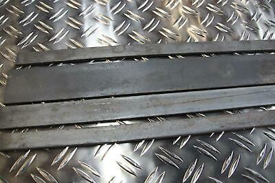Flat Steel Flat Iron Band Steel Steel Iron from 100 to 2000 mm 20x5 Mm