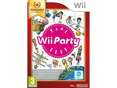 Wii Party [Nintendo Wii] - AKZEPTABEL