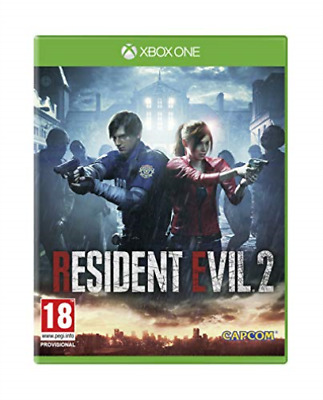 SFT XB1-Resident Evil 2 (Remake) Xbox One GAME NEW