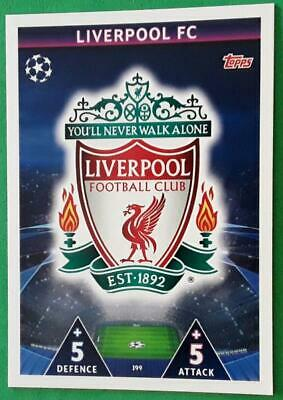 Topps Match Attax Champions League 2018-2019 Card Nr.199