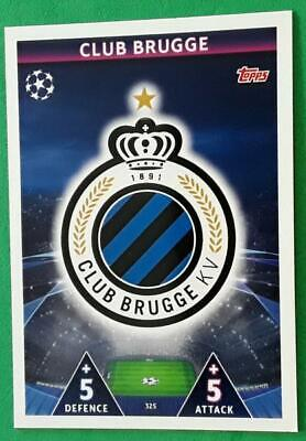 Topps Match Attax Champions League 2018-2019 Card Nr.325