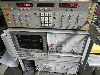 Agilent 8485D 50MHz - 33 GHz opt 033 TESTED RF Power Sensor for HP RF power mete