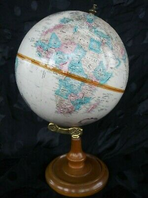 "Vintage 9"" Diameter Replogle World Classic Series Globe"
