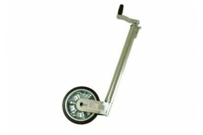 MP9741 48mm Heavy Duty Jockey Wheel No Clamp