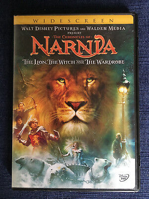 The Chronicles of Narnia: The Lion, The Witch, and the Wardrobe - DVD Widescreen