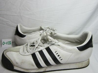 ADIDAS FIST DOWN 7967 Men s Football Soocer Cleats White Black size ... 907dd1917