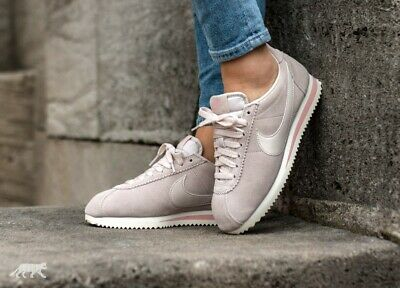2aac1bff NIKE CLASSIC CORTEZ Suede Leather Women's Size 7.5 Desert Sand AA3839-003  New