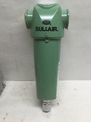 "Sullair 02250153-075 In Line Filter SCC - 40N 1/2"" 290psig"