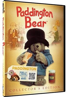 PADDINGTON BEAR COLLECTOR'S EDITION New 3 DVD Set Complete Series + More