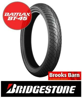 For KTM 450 EXC 2008 Bridgestone Battlax BT45 Front Tyre (90/90 -21) 54H