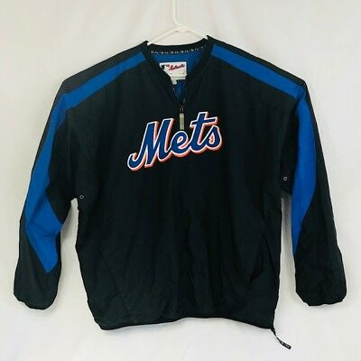 New York Mets Authentic Collection Majestic Jacket XXL