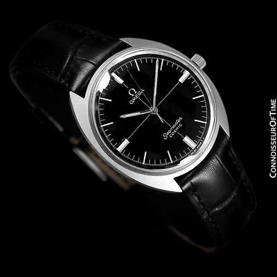1960's OMEGA Vintage Mens Seamaster Cosmic SS Steel Watch - Mint with Warranty