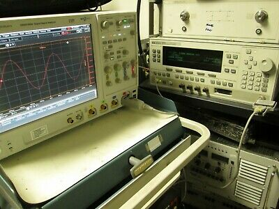 Agilent Keysight 1169A Probe with N5380A Differential Head 12GHz Infimax
