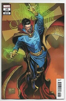 Marvel Comics DOCTOR STRANGE #10 first printing Quesada variant
