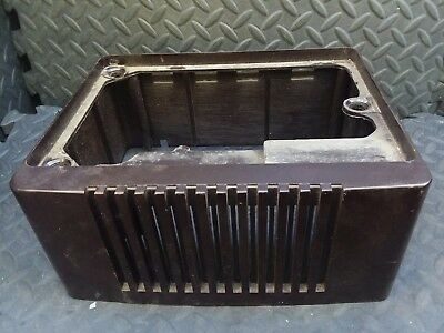 Vtg RCA VICTOR Victrola MODEL 45-EY-2 45 RPM Record Player BASE SHELL CASE ONLY