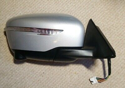 Nissan X-Trail 2000-2007 Right driver off side wide angle mirror glass 272RAS