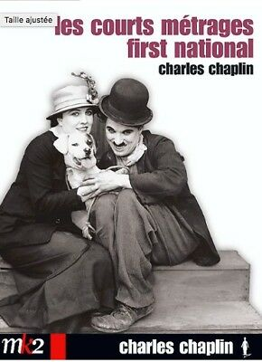 Les courts métrages First National - Charle CHAPLIN - Coffret DVD Collector