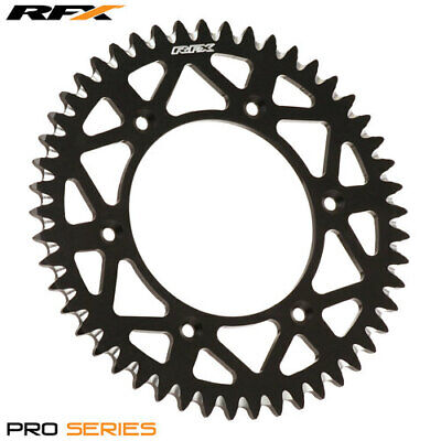 Suzuki RM 250 1994 RFX Pro Series Elite Rear Sprocket Black 52T