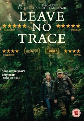 Leave No Trace *NEW* DVD