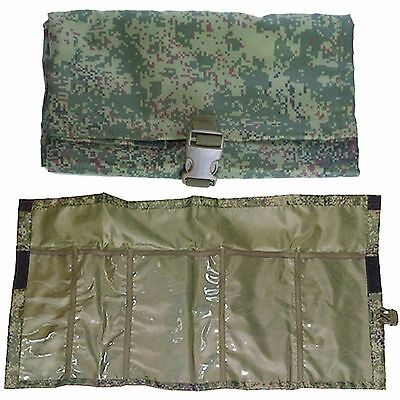 142a9e69d7c Russian camouflage VKBO army travel bag toiletry Bag digital flora VKBO    VKPO