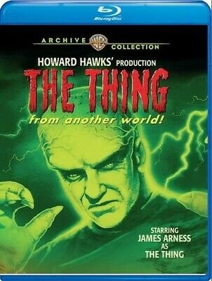 The Thing From Another World [New Blu-ray] Manufactured On Demand, Subtitled,
