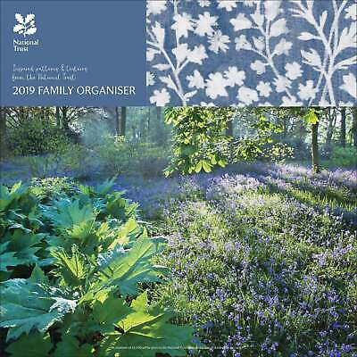 National Trust Conservation Family Planner 2019 Natural World Week To View