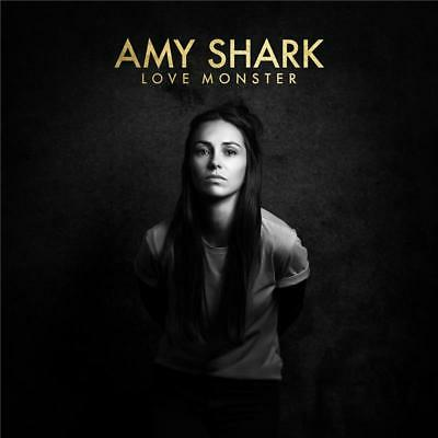 AMY SHARK Love Monster (Limited Edition Digipak) CD - Brand New & Sealed