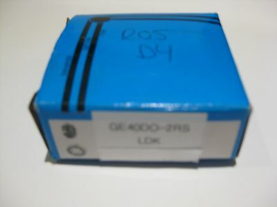 GE40DO-2RS Spherical Plain Bearing,Sealed (LDK)