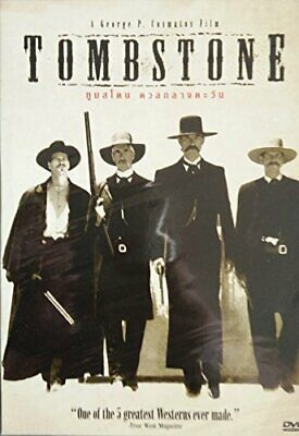 Tombstone (1993) Kurt Russell, Val Kilmer - DVD  T4VG The Cheap Fast Free Post