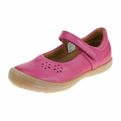 Froddo G3140082 Girls Fuxia Shoe size eu kids children hook loop leather