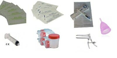 Ultra Home Insemination Kit with Basal Thermometer, Speculum and Fertility Cup