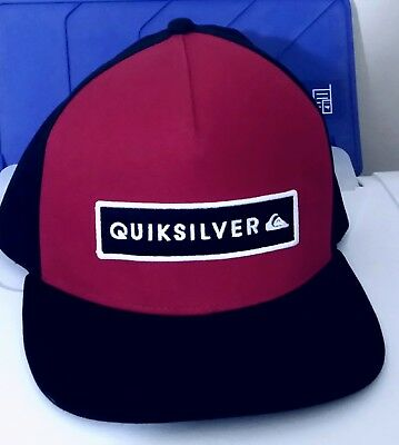 QUIKSILVER™ BLUES BUSTER - Snapback Cap for Men - Snapback Hat - Men ... b694c2f8acf