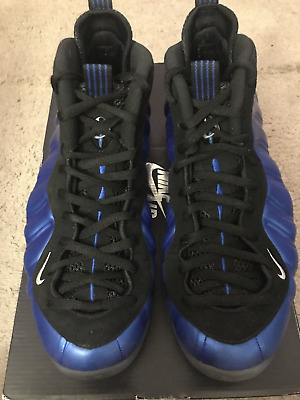 c2aacf176a816 2016 Nike Air Foamposite ONE ROYAL BLUE 895320-500 Size 10.5