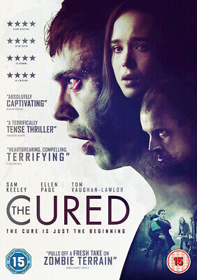 The Cured DVD (2018) Ellen Page ***NEW***